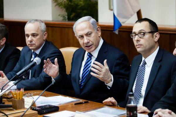 الحكومة الإسرائيلية تعقد مداولات حول موقف إسرائيل في الرد على محكمة لاهاي