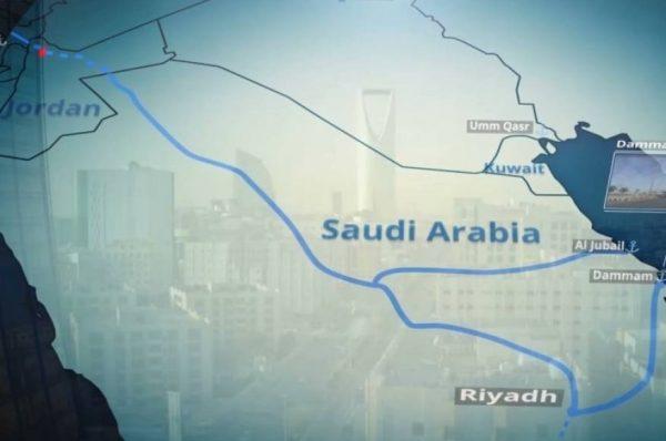 مسؤول إسرائيلي يكشف النقاب عن إقامة خط سكة حديدة تربط الإمارات بميناء حيفا مروراً بالأردن والسعودية