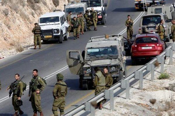 جندي إسرائلي يتعرض للهجوم وخطف السلاح من قبل مجهولين قرب شفاعمرو