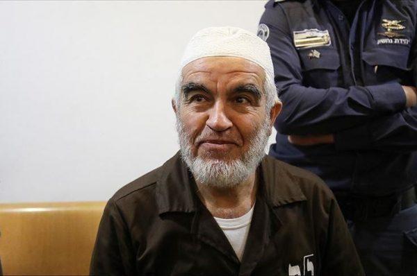 المحكمة الإسرائيلية تمدد العزل الإنفرادي على الشيخ رائد صلاح 6 شهور أخرى