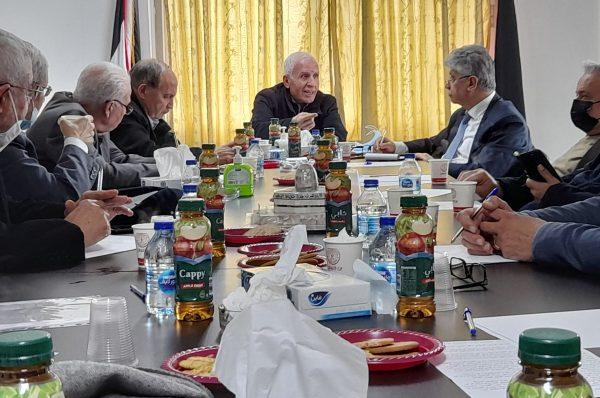 فصائل منظمة التحرير : لا انتخابات بدون القدس ولافيتو للسطلة القائمة بالاحتلال عليها