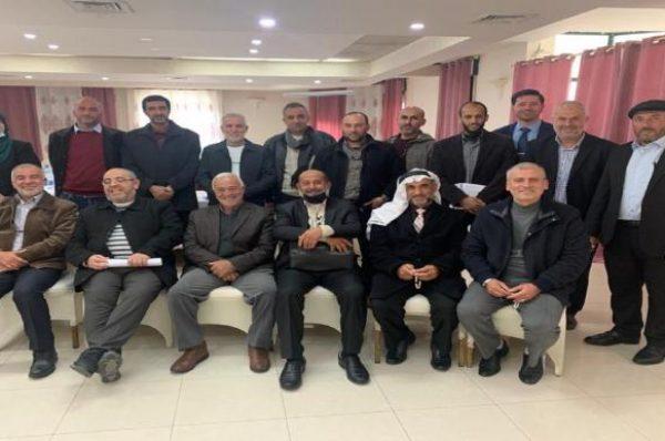 حماس في الضفة الغربية تعقد أول أجتماع علني لها منذ سنوات استعداداً لخوضها الانتخابات البرلمانية