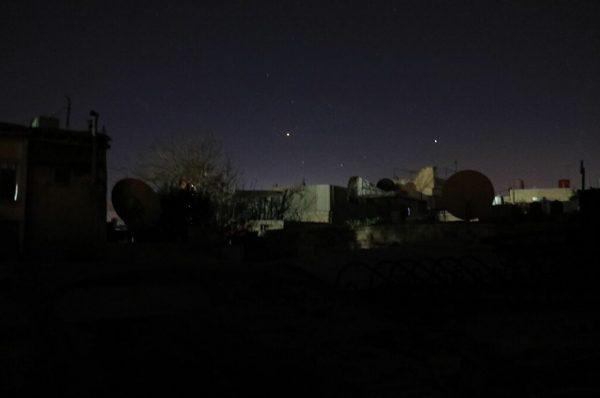 وكالة سانا: الدفاعات الجوية السورية أسقطت صواريخ إسرائيليّة وصلت من اتّجاه الجولان المحتلّ ولبنان