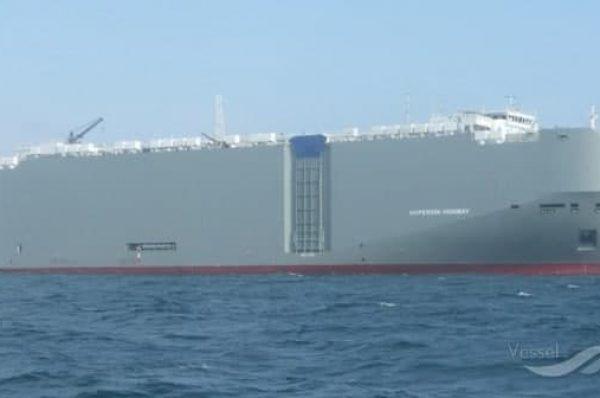 استهداف سفينة تجارية مملوكة لشركة إسرائيلية بالقرب من ميناء الفجيرة الإماراتي