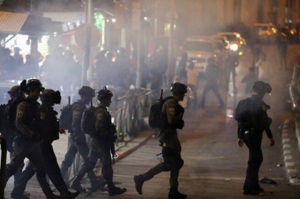 السفارة الأميركية في القدس : نعبر عن قلقنا إزاء الأحداث في القدس