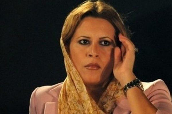 المحكمة الأوروبية تصدر أمر قضائي برفع اسم عائشة القذافي من القائمة السوداء للاتحاد الأوروبي