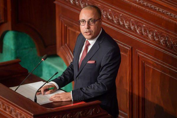 رئيس وزراء قطر آل ثاني ونظيره التونسي هشام المشيشي يبحثان سبل التعاون المشترك