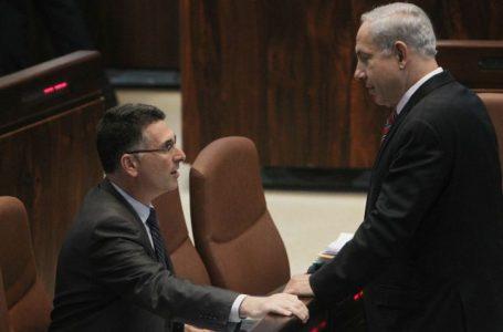 نتنياهو يدعو ساعر للانضمام إلى حكومته الجديدة في إشارة لمحاولاته اليائسة بتشكيل الحكومة