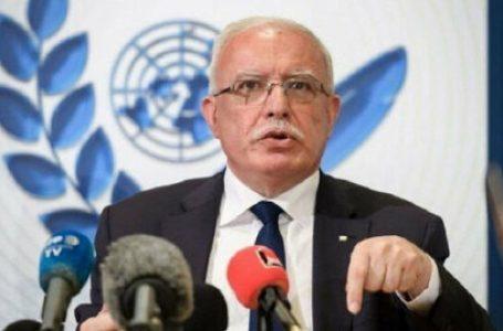 الخارجية والمغتربين : جولة أوربية لوضع المجتمع الدولي أمام مسئولياته لضمان الإنتخابات التشريعية الفلسطينية وخاصة في القدس