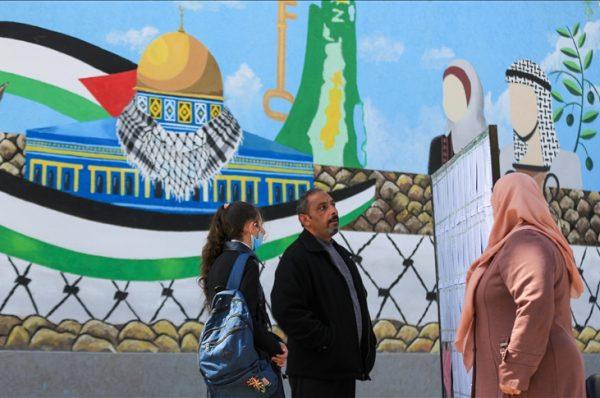 محاولات لإسرائيل بدفع إدارة بايدن غلى منع إجراء الانتخابات التشريعية الفلسطينية