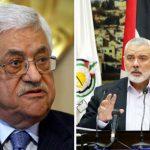 """عباس يحمل الاحتلال مسئولية مايجري بالقدس .. وهنية للاحتلال """"لاتلعبوا بالنار"""""""