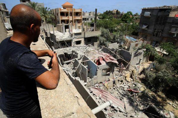 مصادر في حماس تكشف تفاصيل ما بحثه الوفد الأمني المصري في غزة