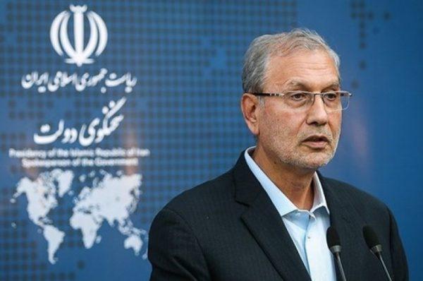 المتحدث باسم الحكومة الإيرانية علي ربيعي يؤكد استمرار  المفاوضات مع الرياض حتى الوصول لنتائج