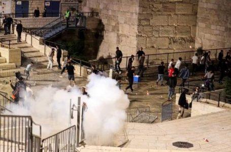 الشرطة الاسرائيلية ترفع حالة التأهب القصوى بمحيط المسجد الأقصى بمناسبة ليلة القدر
