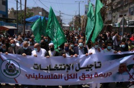 غضب فلسطيني على حماس بعد تنظيمها لمظاهرات في ذروة إجراءات فيروس كورونا