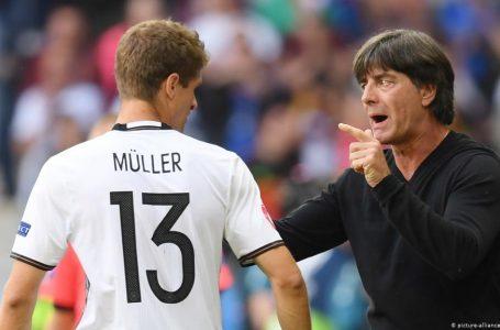 بعد الفوز على البرتغال.. توماس مولر يحذر المنتخب الألماني من الأخطاء القاتلة