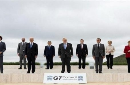 إتفاق مجموعة الدول السبع على التخلص من الصين وانتهاكات حقوق الإنسان