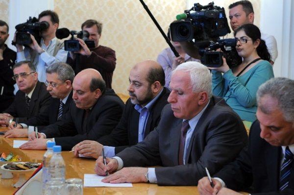 الحكومة المصرية تدعو الفصائل الفلسطينية لعقد اجتماع في القاهرة الاسبوع المقبل