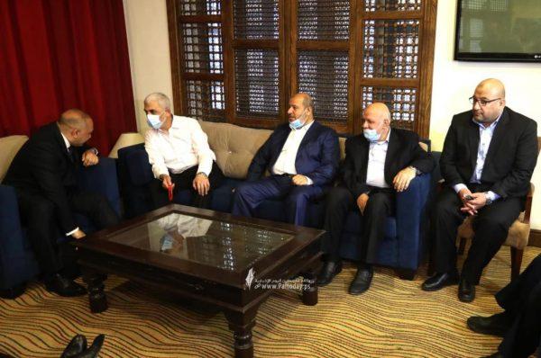 حماس و إسرائيل تبحثان في مفاوضات غير مباشرة عبر الوسيط المصري صفقة التبادل