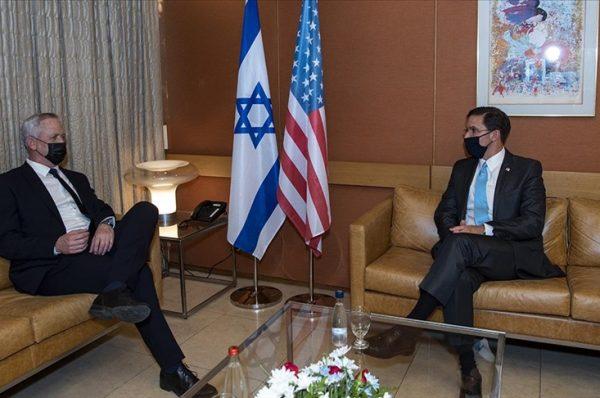 عقب زيارة غانتس إدارة جو بايدن قلقة من احتمالية تصاعد الأحداث في القدس وقطاع غزة