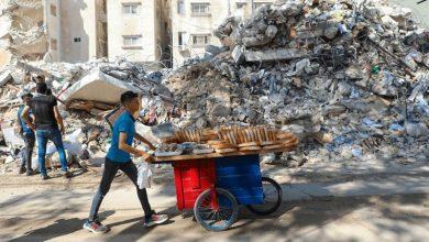 مفاوضات حول الخطة الإسرائيلية لتنمية قطاع غزة