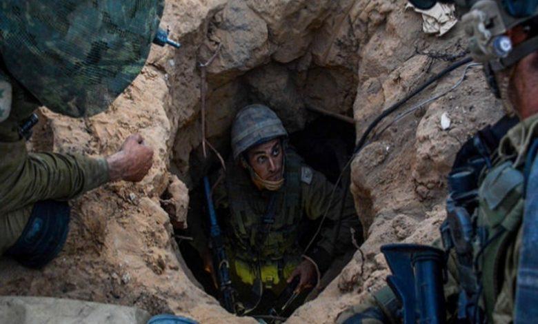 هوس إسرائيلي خوفاً من أنفاق