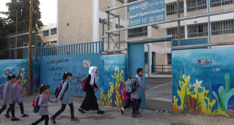 وكالة غوث وتشغيل اللاجئين تحظر مصطلحات