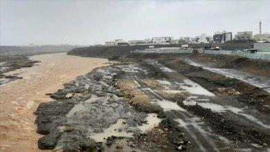 شاهين الاعصار يتسبب بمصرع 18 شخصا في عُمان وإيران
